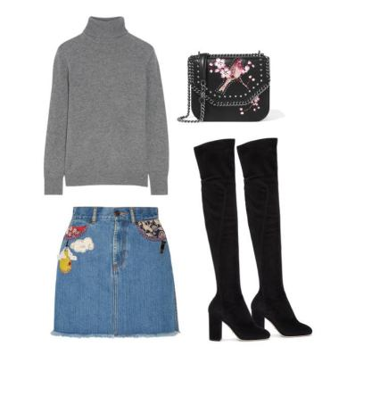 outfit 3 with boots