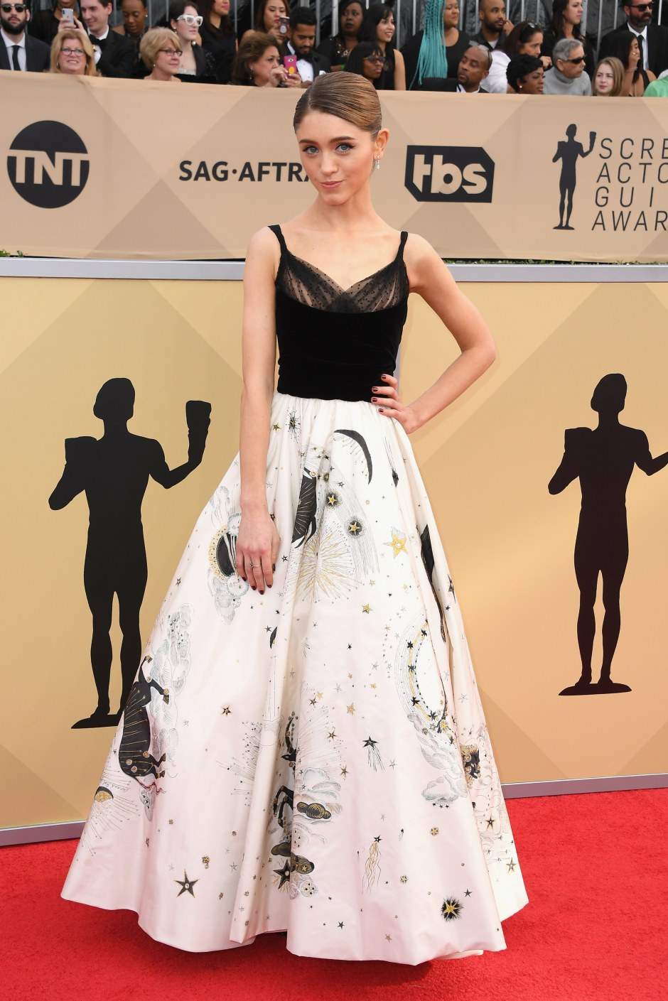 SAG AWARDS 2018 – BEST & WORST DRESSED – Ainsley Louise